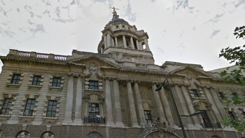 Central Criminal Court. Image: Google Street View.