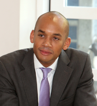 Chuka Umunna throws his hat in the ring for next Labour leader. Image: Chuka Umunna Facebook click for link