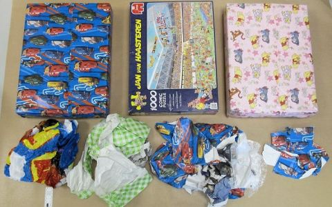 Jigsaw puzzles used to conceal unlawful importation of 'Class A' drugs. Image: Met Police