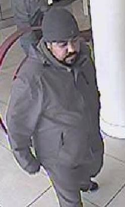 Lead suspect, do you know this man? Image: Met Police
