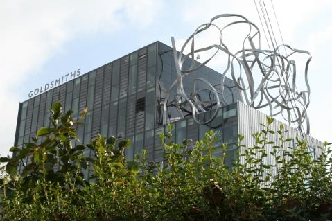 Goldsmiths University in New Cross. Image: Wikipedia