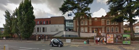 Hendon Magistrates Court. Image: Google Street view.