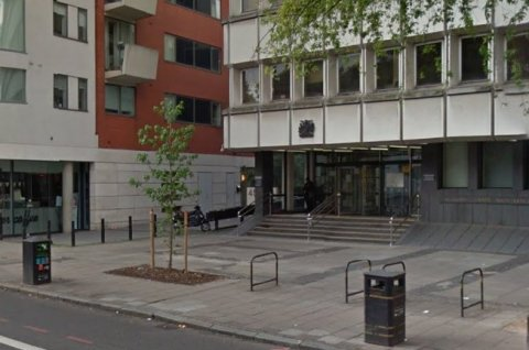 Highbury Corner Magistrates Court, Holloway Road, Islington. Image: Google Street View