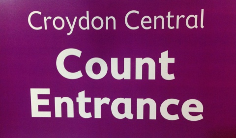Entrance to the Croydon Count. Image: Georgina Palzeaird