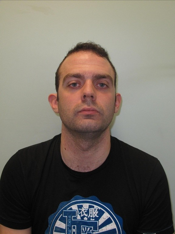Mr Ross, aged 27 sentenced to 7 years imprisonment today. Image: Met Police