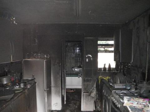 Landlady fined £160,000 after fatal fire in one of her properties. Image:@LondonFire