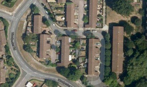 Linett Close Greenwich. Image: Google Satellite