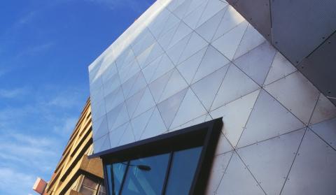 London Metropolitan University Graduate Centre. Image: http://www.londonmet.ac.uk/