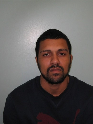 Nathan Marshall found guilty for the possession of fire arms. Image: London Met