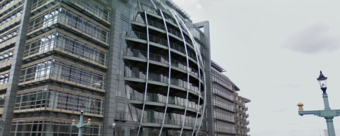Broadcasting watchdog Ofcom, Southwark Bridge Road. Image: Google Street View