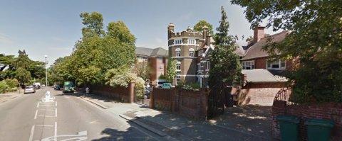 Parson Street, Hendon- scene of murder of builder from Lithuania. Image: Google street view.