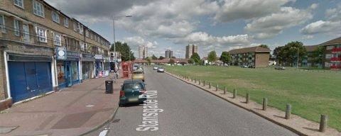 Stansgate Road Daganham. Image: Google Street View
