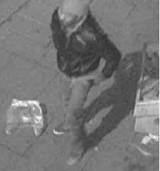 Appeal of man connected to assault in Wembley. Image: Met Police