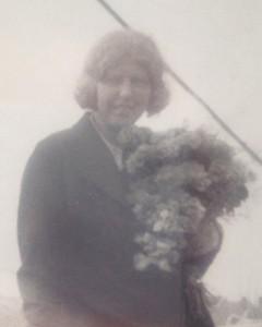 Karen Roos- the subject of Rikke Houd's sound documentary.