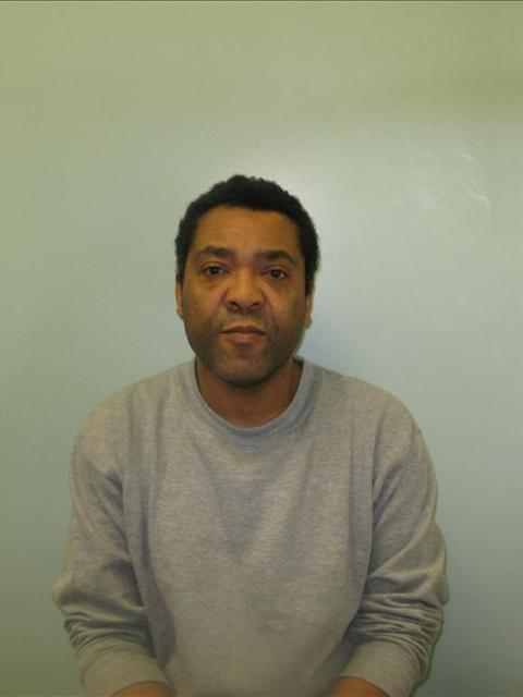 Trevor Gibbon. Found guilty of murdering Alison Morrison. Custody image from Met Police.