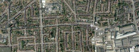Oxlow Lane, Dagenham. Image: Google Street View.