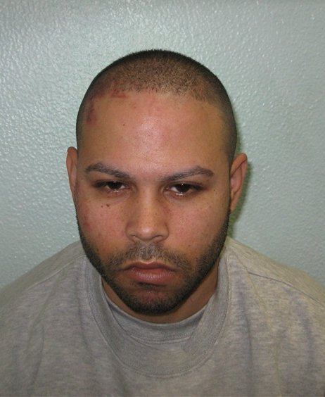 Custody photo of Marlon Noble. Image: Met Police
