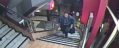 Man detectives in Westminster would like to interview in relation to alleged indecent exposure in Burger King, Paddington. Image: Met Police