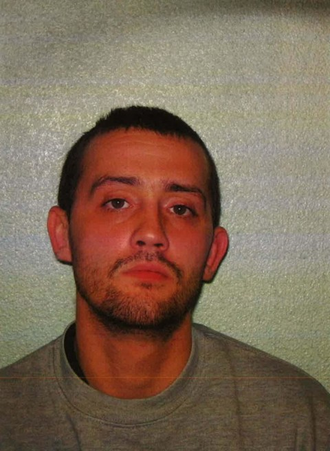Stephen Broadfoot- jailed for 10 years after being found guilty of attempted robbery. Image: Met Police