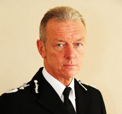 Metropolitan Police Commissioner Sir Bernard Hogan-Howe. Image: Met Police