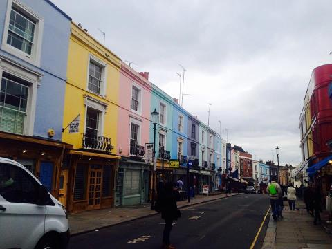 Portobello Road, Image: Emma Roberts