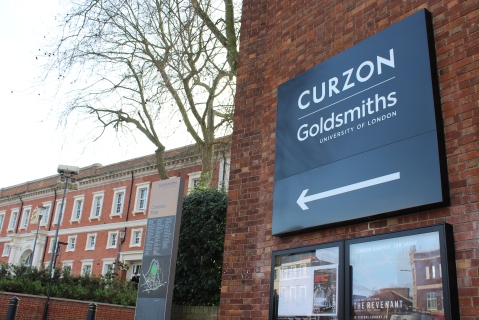 The newly opened Curzon cinema can be found in the main building of the university campus. Image: Sebastian Kettley