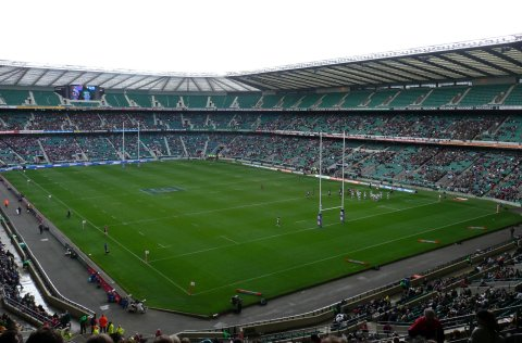 Twickenham rugby union stadium. Image: Pete Baugh (flickr) - Creative Commons
