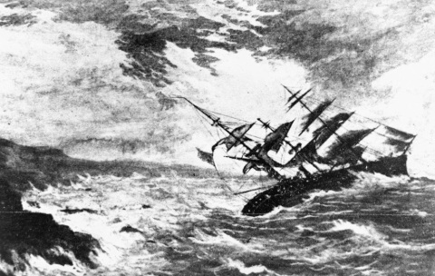 TheRoyalChartershipwreck