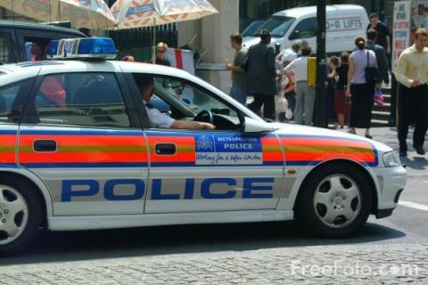 Metropolitan Police Image: Ian Britton