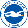 Brighton and Hove Albion - The Seagulls.  Image: @OfficialBHAFC