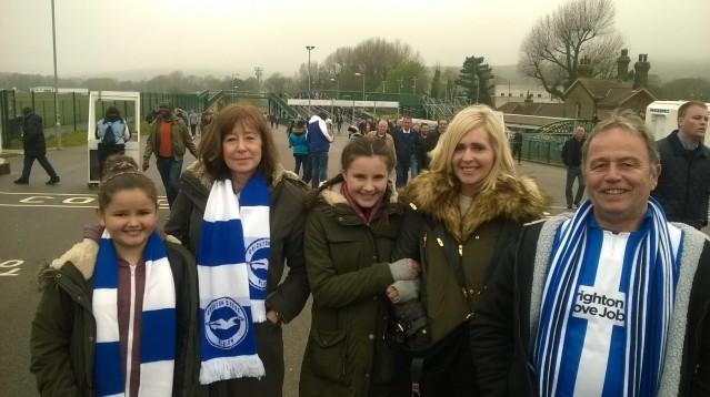 fans family females