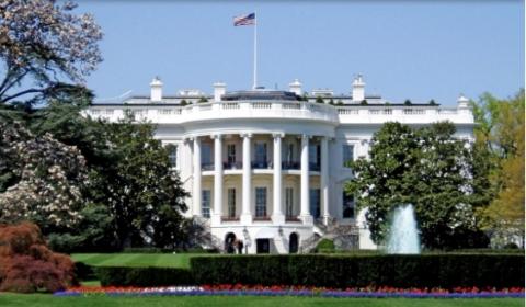 The White House. Image: CC-BY-SA-3.0/Matt H. Wade at Wikipedia