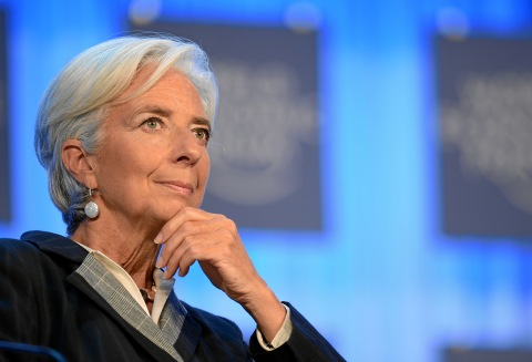 Christine Lagarde warned against rising inequality four years ago. Source: Wikimedia Commons