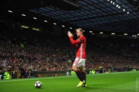 Wayne Rooney. Image: @ManUtd