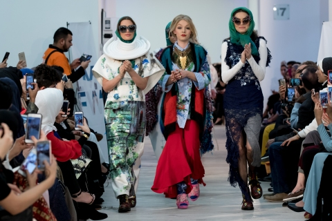 London Modest Fashion Week