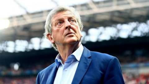 Roy Hodgson. Image: @SkyFootball