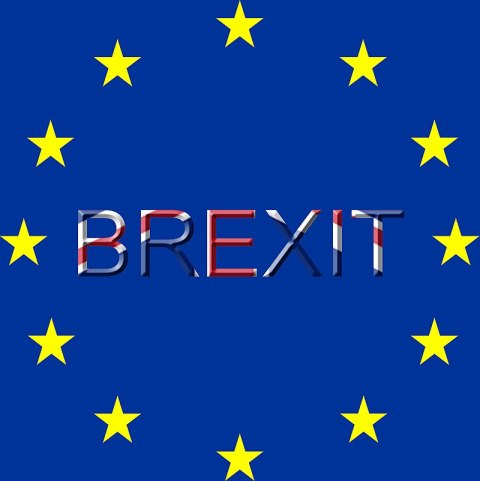 BREXIT symbol. Image: Wikimedia Commons.
