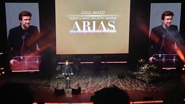 Greg James ARIAS
